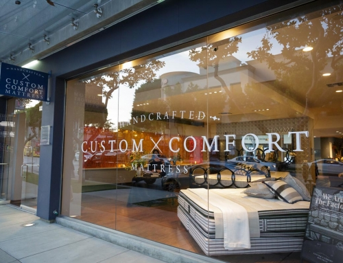 September 2019 Event • Custom Comfort Mattress